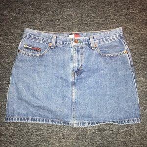 Tommy Hilfiger Jean Mini Skirt